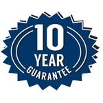 10 year gurantee